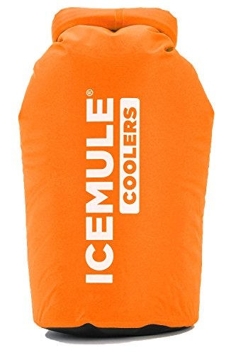 IceMule Classic Coolers Blaze Orange, Small (10L)