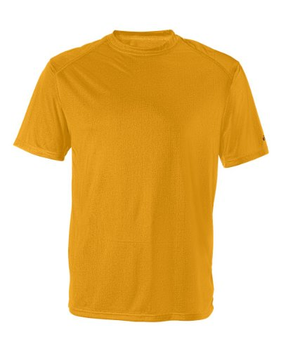 Badger 4120 BD S/S Performance Tee - Gold - 3XL