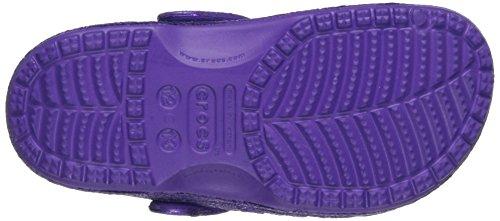 1dfe6b0004ff05 crocs 16260 Baya Hi Glitter Kids Clog (Toddler Little Kid) - Buy ...