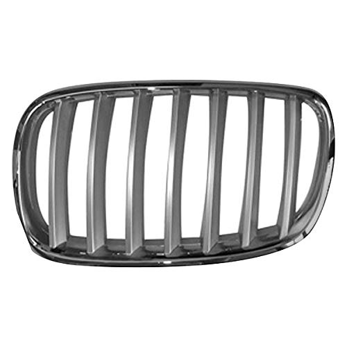 Replacement Driver Side Grille Fits BMW X5