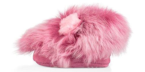 UGG Big Kids Pinkipuff Boot Pink Azalea Size Small M