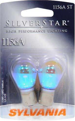 Sylvania 1156A ST  BP SilverStar 27-Watt High Performance Signal Light