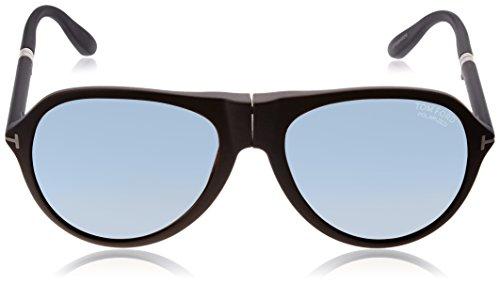 Tom Ford schwarz Sol Negro De Gafas Ft0381 OO8qrfZ
