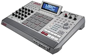 Akai Professional MPC Renaissance   Music Production Controller with 9GB+ Sound Library Download (24-bit / 96 kHz)