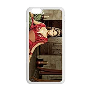 Happy Elegant Woman Design Personalized Fashion High Quality Phone Case For Iphone 6 Plaus