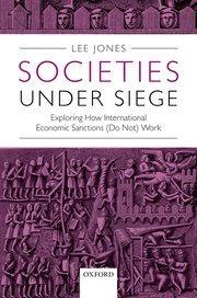 Societies Under Siege