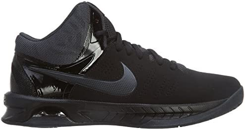 frecuentemente Babosa de mar raíz  Nike Air Visi Pro VI Nubuck Mens Basketball shoes, Black/Anthracite, Size  9.5: Buy Online at Best Price in UAE - Amazon.ae