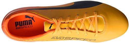 Evospeed Fußballschuhe Fish peacoat Clown AG 03 Gelb orange 5 Puma Herren Ultra Yellow 17 pnq115