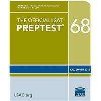 The Official LSAT Preptest 68: December 2012