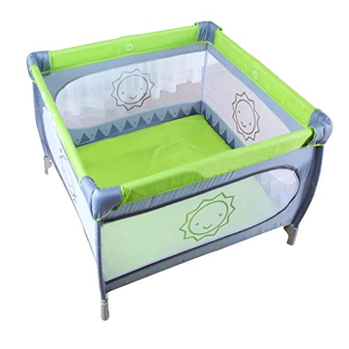 Playpen Play Yard Tent Portable & Travel Kids Ball Pit Playpen Ball Pool,Indoor and Outdoor Easy Folding Play House Play Space for Children Baby (Excluding The Ball) by CGF- Baby Playpen (Image #8)