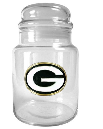 green bay packers candy jar - 1