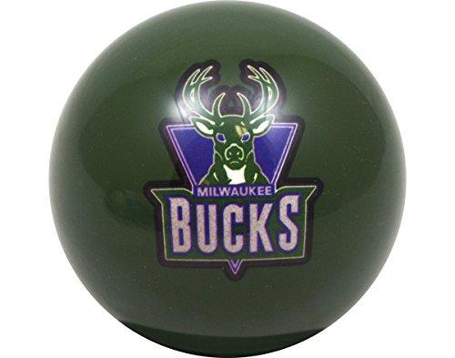 NBA Imperial Milwaukee Bucks Pool Billiard Cue/8 Ball - Green by Imperial
