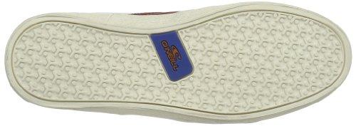O'Neill Legacy Leather - Caña baja Hombre Blanco (Blanc (Powder/White))