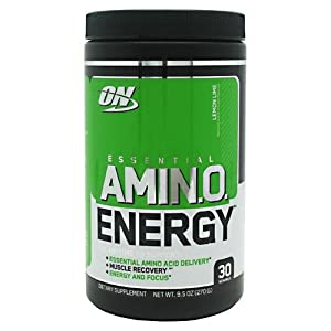 Optimum Nutrition Essential Amino Energy Lemon Lime 30/Srv
