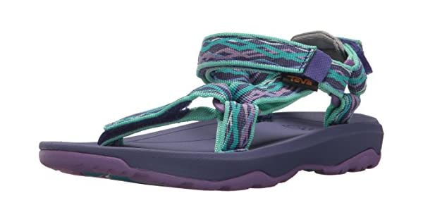 Teva Girls' K Hurricane XLT 2 Sport Sandal, Delmar Sea Glass