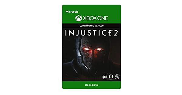 Injustice 2: Darkseid Character | Xbox One - Código de descarga ...