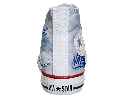 mys Converse All Star Customized - Zapatos Personalizados (Producto Artesano) Soccer