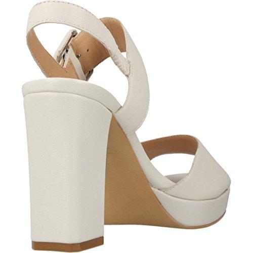 Bruno Premi Sandalias de Vestir Para Mujer, Color Blanco, Marca, Modelo Sandalias de Vestir Para Mujer K2105X Blanco