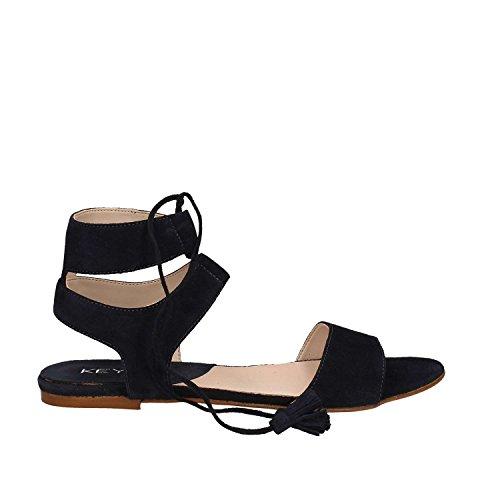 Keys 5399 Sandals Women Blue