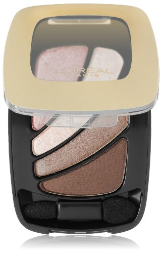 L'Oreal Paris Colour Riche Eye Shadow, Rose for Romance, 0.17 Ounces