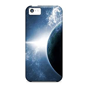 Premium Planets In Space Back Covers Snap On Cases For Iphone 5c