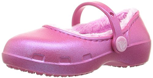 Pictures of Crocs Karin Lined Clog Mary Jane (Toddler/ Pink 1