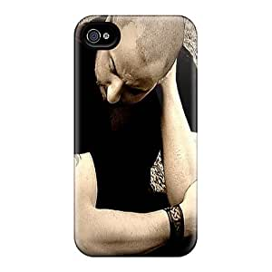 DgC4217yctC TianMao Guy Barnes Durable Iphone 4/4s Tpu Flexible Soft Case
