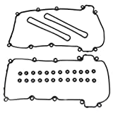 DNJ VC4110G Valve Cover Gasket Set W/Grommets for 2003-2006 / Lincoln, Jaguar / 3.0L / DURATEC S/Cu. 181 183