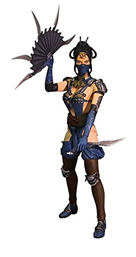 Mezco Toyz Mortal Kombat X: Kitana Action Figure
