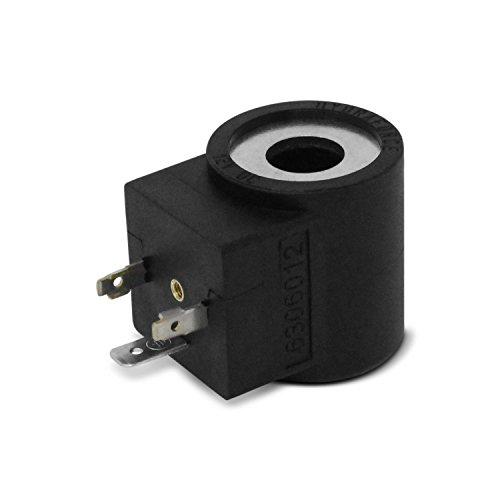 (Hydra Force HY 6306012 - Coil 3 Prong DIN 12 Volt DC Fits 08, 80, 88, and 98 series Hydraforce Stems (1/2