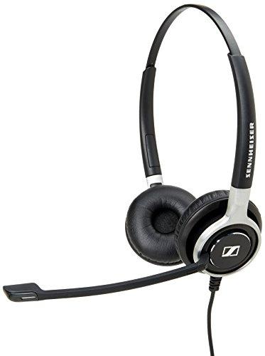Sennheiser Century SC 660 USB CTRL Premium Premium Dual-Sided Wired Headset (504555) Sennheiser Headphones Stereo Speakers