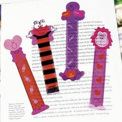 Valentine's Day Bookmarks
