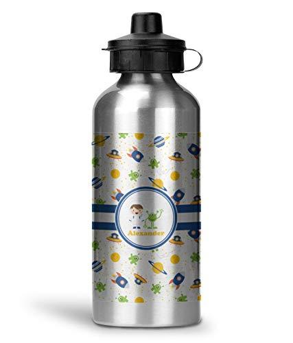 Boy's Space Themed Water Bottle - Aluminum - 20 oz