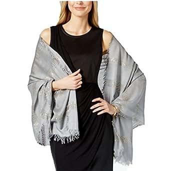 Vince Camuto Metallic Stripe Wrap at Amazon Women's