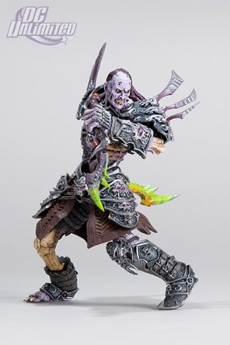 DC Comics World of Warcraft Series 3 Undead Rogue Action Figure APR080324 wow03-WFS11590FBA