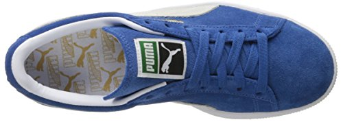 Puma Suede Classic - Zapatillas para mujer Olympian Blue/White
