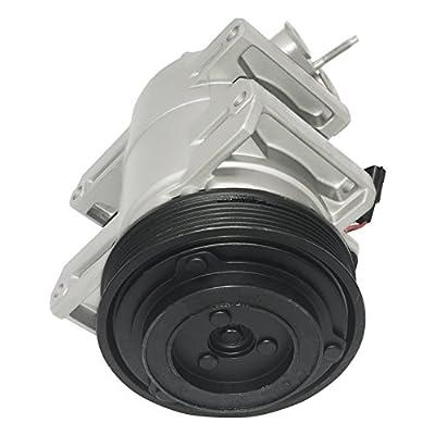 RYC Remanufactured AC Compressor and A/C Clutch IG490: Automotive