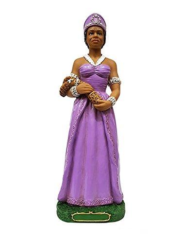 12 Orisha Nana Buruku Statue Santeria Lucumi African God Figure