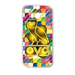 HTC One M8 Case Cell phone Case Drake Ovo Owl Plastic Rpkt Durable Cover