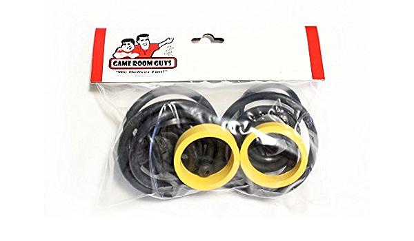 1996 Capcom Flipper Football pinball rubber ring kit