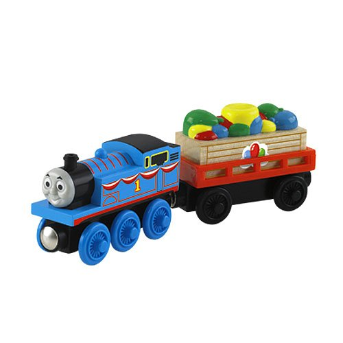 Fisher-Price Thomas & Friends Wooden Railway, Thomas' Balloon Delivery ()