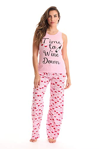 Just Love Womens Pajamas Cotton Pants Set 6330-10295-S