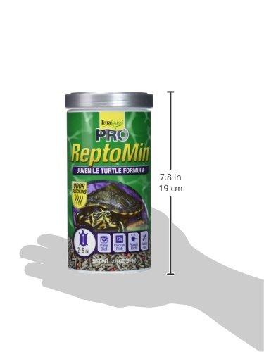 Product image of Tetra  Tetrafauna Pro ReptoMin Juvenile Turtle Formula Sticks,12 oz. (77096)