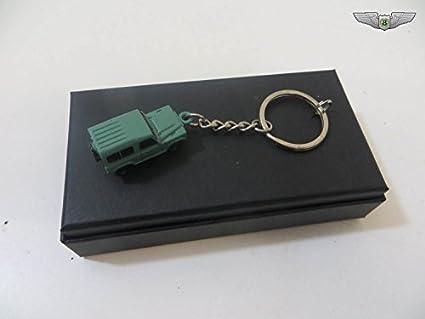Land Rover Defender Nuevo Genuine 3d metal llavero llavero ...