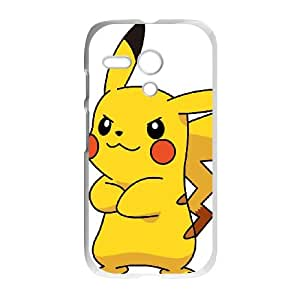 Pikachu Motorola G Cell Phone Case White