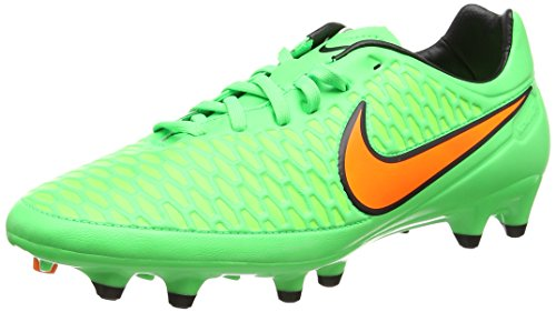 Nike Soccer Men's Cleat Total Orden Black Magista Fg Orange Poison Green axO7qawSr