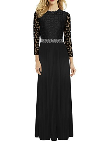 Women Bridesmaid Ball Prom Gown Formal Maxi Dress - 7