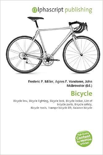 Bicycle Bicycle Law Bicycle Lighting Bicycle Lock Bicyclelocker