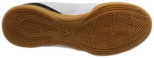 adidas Predator Tango 18.4 Sala, Zapatillas de Fútbol Unisex Niños Blanco (Ftwbla / Negbas / Correa 000)