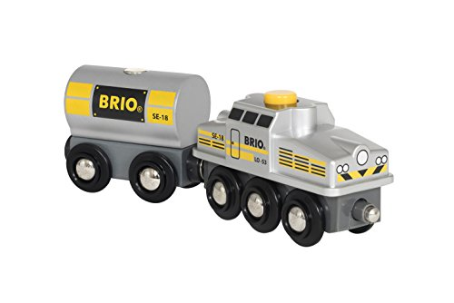 BRIO World - 33500 Special Edition Train | 3 Piece Train Toy for Kids Ages 3 and Up
